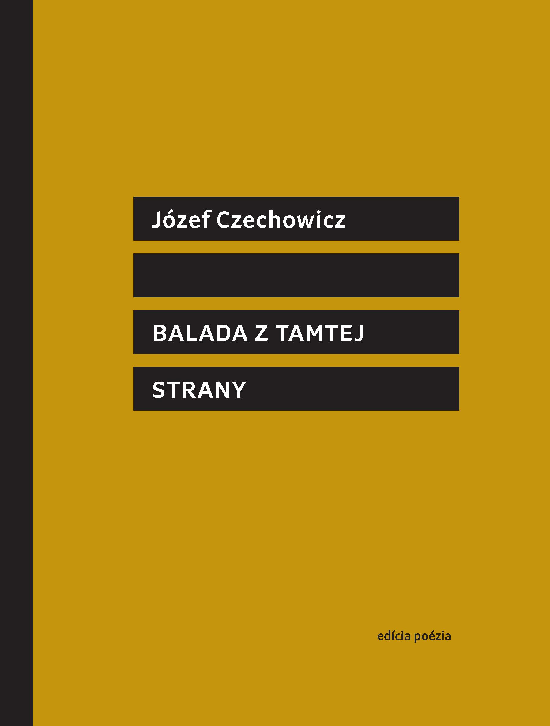 Józef Czechowicz – Balada z tamtej strany