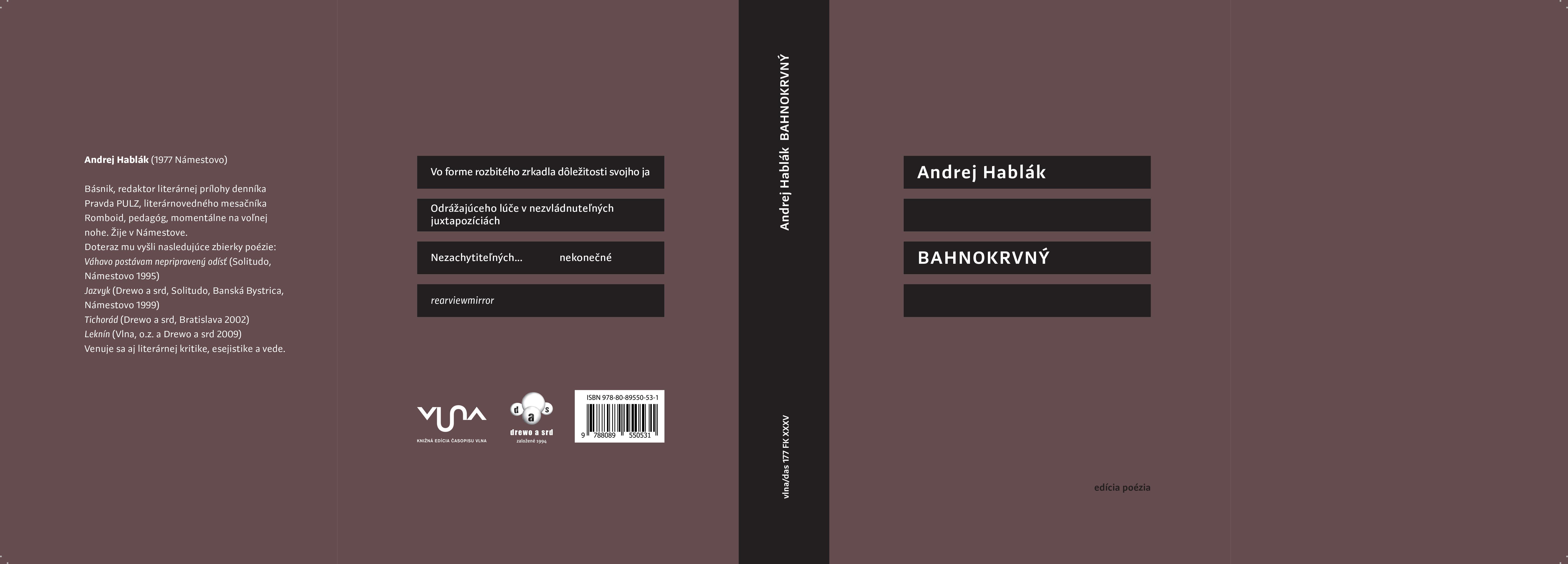 Andrej Hablák – BAHNOKRVNÝ